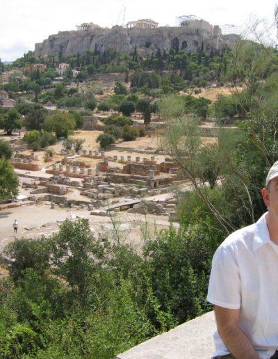 Paul - Acropolis Greece