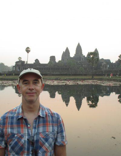 Paul - Ankor Wat Cambodia